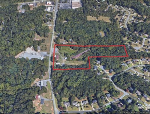 ➡2567 Bethelview Rd, Cumming, GA, 30040-Approximately 11.67 Acres of Potential Commercial Property with ALL UTILITIES!⬅