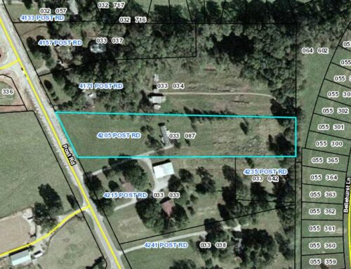 ➡4205 Post Road, Cumming GA 30040-Approximately 3.78 Acres of Potential Commercial Land, a part of an assemblage!⬅