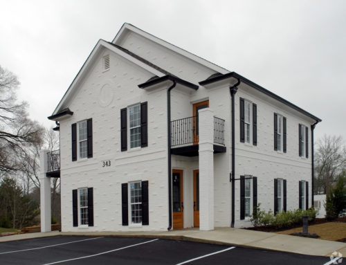 ➡✨343 Dahlonega St, Unit C, Cumming, GA 30040- Fully Leased✅ Office Condo for SALE!👀 7% CAP RATE!🙌⬅