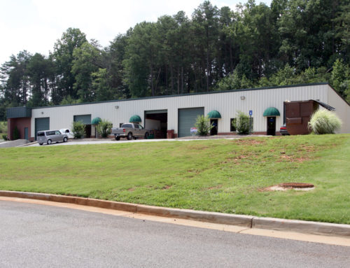 ➡4475 North Industrial Drive Suite 300 Cumming, GA. 30040- APPROXIMATELY 2400 SF!⬅